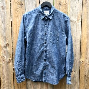 Lucky Brand | Saturday Day Stretch Chambray Shirt